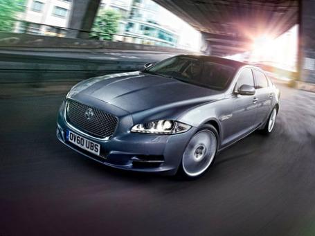 Jaguar XJ. Фото: jaguar.com