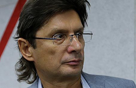 Вице-президент ОАО «Лукойл» Леонид Федун.