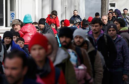 ФМС оценил вполне возможные риски наплыва беженцев изБлижнего Востока вРФ