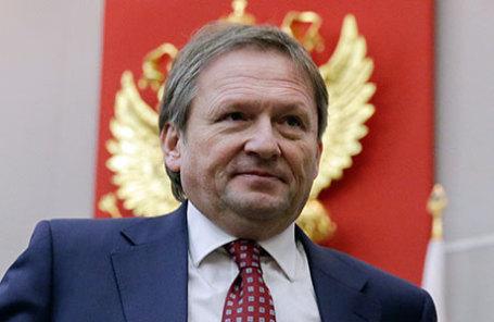 Уполномоченный при президенте РФ по защите прав предпринимателей Борис Титов.