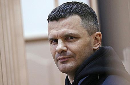 Мосгорсуд оставил под домашним арестом руководителя аэропорта «Домодедово» Дмитрия Каменщика