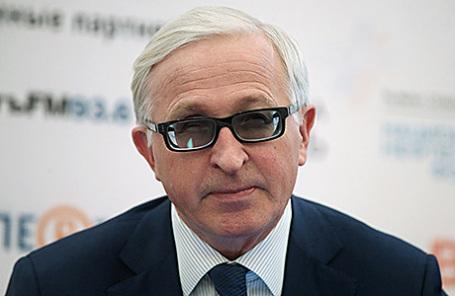 Президент Российского союза промышленников и предпринимателей (РСПП) Александр Шохин.