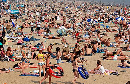 Ростуризм: Пропускная способность черноморских курортов России почти исчерпана
