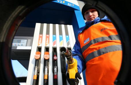Биржевая стоимость бензина в первом квартале выросла более чем на 20%