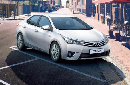 Тоёта Corolla возглавила рейтинг самых известных иномарок вРФ
