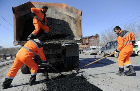 С пятницы в Москве начнется масштабный ремонт дорог