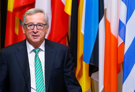 В столице  призвали «без лишнего  оптимизма» воспринимать визит руководителя  Еврокомиссии наПМЭФ