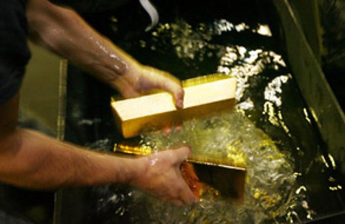 Золото в домашних условиях из воды