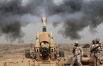 Саудовская Аравия и Турция втягиваются в сирийскую наземную операцию?