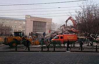 Мэрия трудоустроит всех работников снесенных объектов