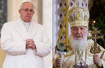 Патриарх и Папа: из духовных союзников в политические?