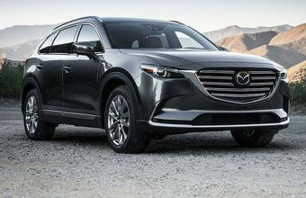 Mazda запустила производство нового кроссовера CX-9