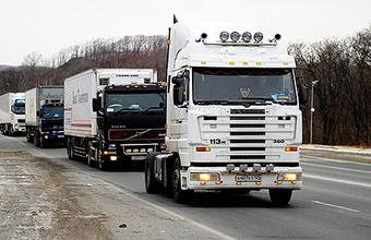 В западне. Россия и Украина блокируют фуры возле белорусской границы