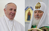 Патриарх Кирилл и Папа Римский проведут первую в истории встречу — на Кубе