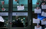 День закрытых дверей. «ДельтаКредит» отгородился от валютных ипотечников