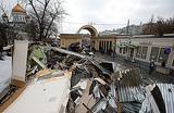 Владельцев павильонов гонят в Новую Москву, но они идут в суд
