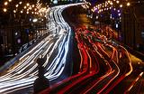 Кризис внес позитив в ситуацию на дорогах