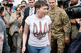 «Решения, продиктованные гуманизмом». ЕС уже празднует возвращение Савченко на Украину