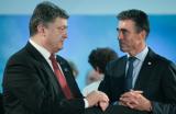 Бывший генсек НАТО на службе у Порошенко