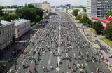 Велосипеды объединяют