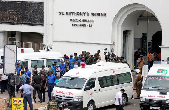 Картинки по запросу Серия взрывов на Шри-Ланке унесла жизни около 300 человек. Что известно на данный момент.