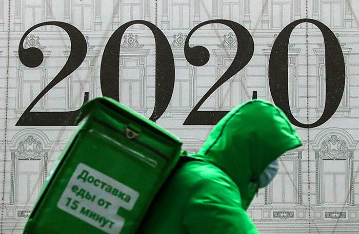 Кто пришел в профессию курьера в 2020 году и многие ли решили в ней остаться?