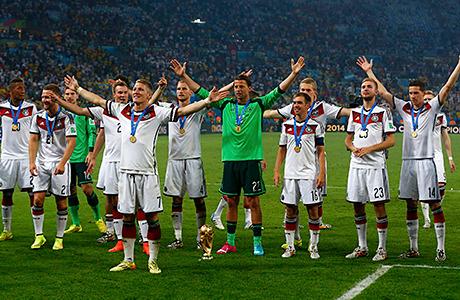 Ломая традиции. Сборная Германии — чемпион мира по футболу