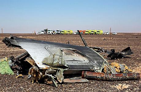Медики: люди в носовой части A321 погибли от травм, в хвосте — от ожогов