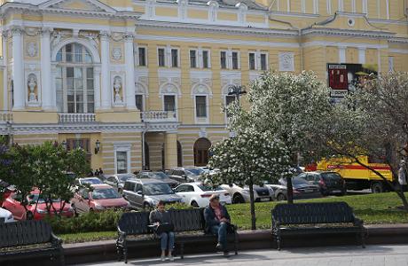 РАМТ стал центром политического театра