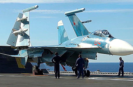 Потери «Адмирала Кузнецова»: «Мы утопили $50 млн за три недели»