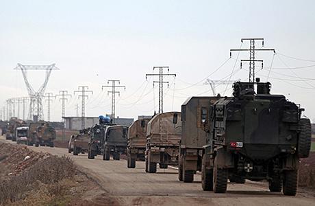 Операция «Щит Евфрата» в Сирии достигла цели