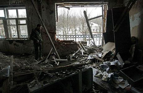 На юго-востоке Украины ждут нового обострения
