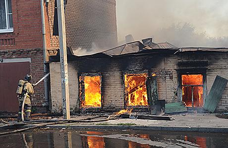 В «ростовском стиле». Владельцы сгоревших домов говорят о массовом поджоге