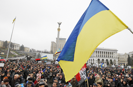 Итальянский журналист раскрывает «правду» об украинской революции 2014 года