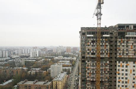 Правила игры на строительном рынке Подмосковья резко ужесточились
