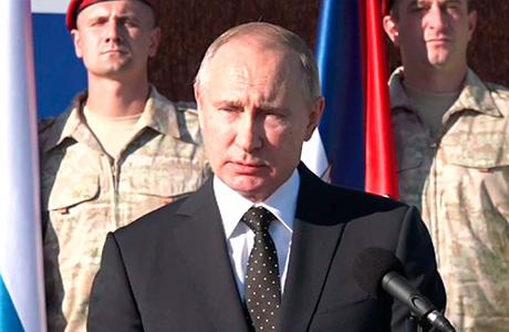 Почему Путин решил выводить войска из Сирии?