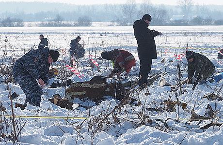 Стало известно образование второго пилота разбившегося Ан-148