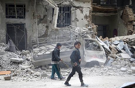 МИД заявил о десятках раненых в ходе боевых столкновений в Сирии