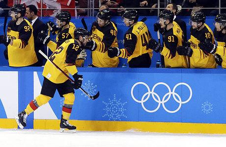 Ледовый бой: русские могут проиграть канадцам и шведам, но не немцам