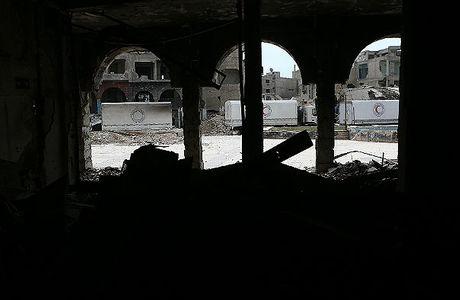 Война в Сирии: Россия разоблачает боевиков и союзников США