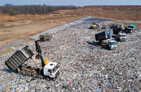 Подмосковье очистят от мусора компании «Ростеха»