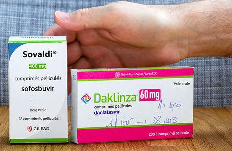 Минздрав не включил в заказ на 2019 год самое эффективное лекарство от гепатита С