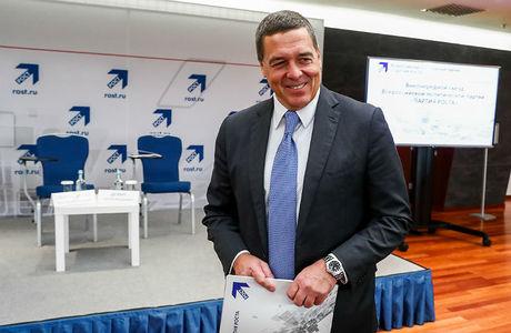 Журналист Александр Любимов стал федеральным секретарем Партии роста