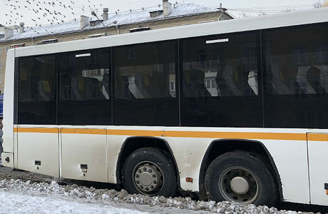 Был ли таран? Управделами президента опровергло сообщения об аварии с автобусом у «резиденции в Барвихе»
