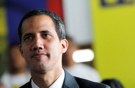 Гуайдо открыл границы Венесуэлы для поставок гуманитарной помощи США