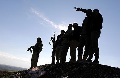 Кому предназначено турецкое оружие?