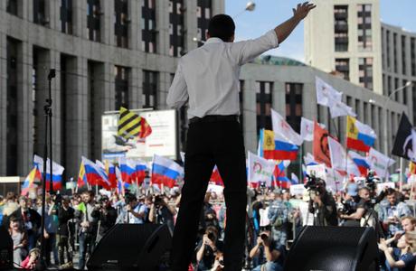Как прошел митинг «За допуск на выборы»?
