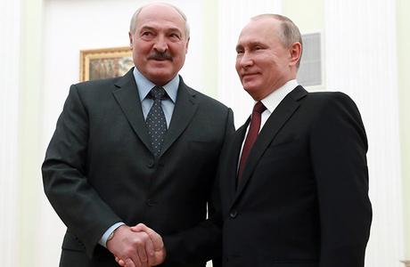 Путин и Лукашенко перед началом переговоров высказались о том, как они видят интеграцию