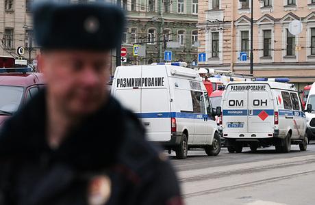 ФСБ вычислила источник ложных сообщений о минировании, но они не прекратились