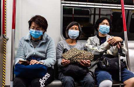 Общее число заболевших новым типом коронавируса в Китае превысило четыре тысячи